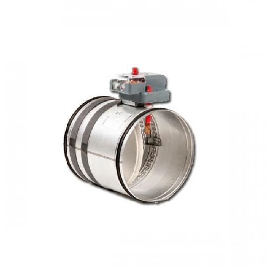 Clapet Coupe Feu Gainable - Accessoire Climatisation Gainable
