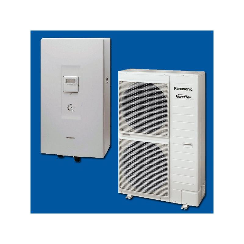 Pompe à Chaleur Air/Eau KIT-WC14F6E5 PANASONIC