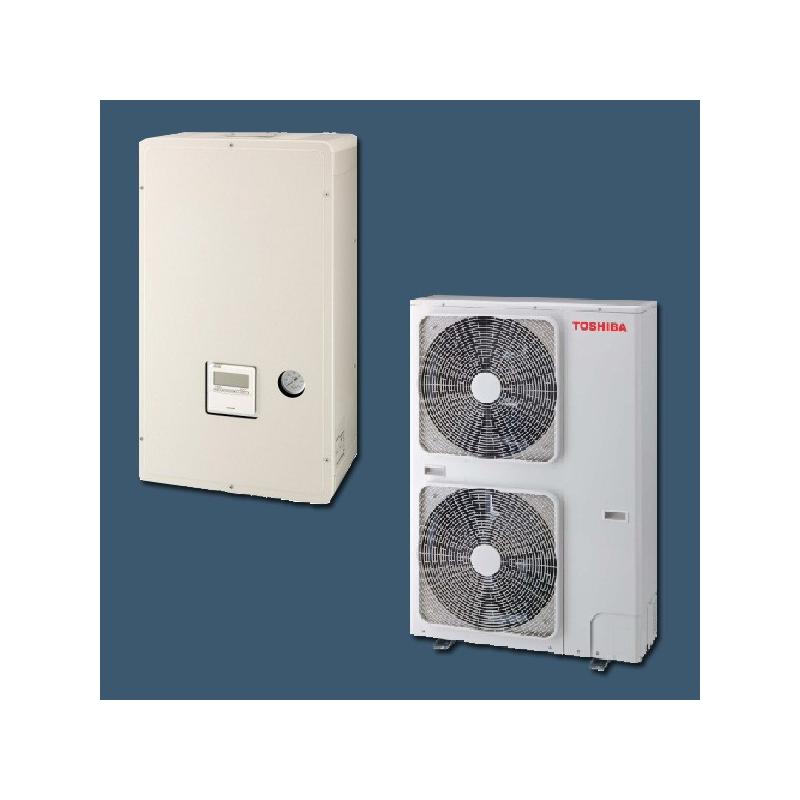 Pompe à Chaleur Air/Eau HWS-1404H-E / HWS-1404XWHT6-E TOSHIBA