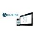 WebServeur Airzone - Régulateur de Climatiseur Gainable
