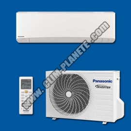 Climatiseur Réversible Inverter KIT CS-Z35VKEW Etherea Blanc PANASONIC