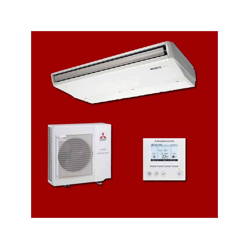 Climatiseur Plafonnier Inverter PCA-M125KA / PUHZ-P125YKA MITSUBISHI ELECTRIC