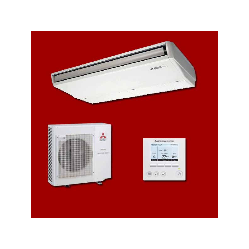 Climatiseur Plafonnier Inverter PCA-M140KA / PUHZ-P140YKA MITSUBISHI ELECTRIC