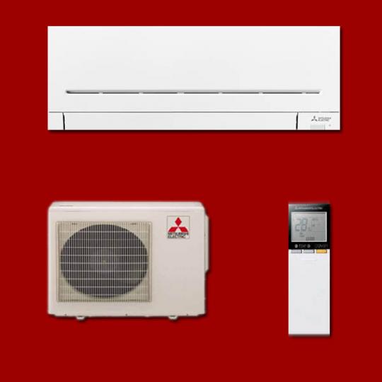 Climatisation  Réversible Inverter Mono Split MSZ-AP25VG / MUZ-AP25VG MITSUBISHI ELECTRIC