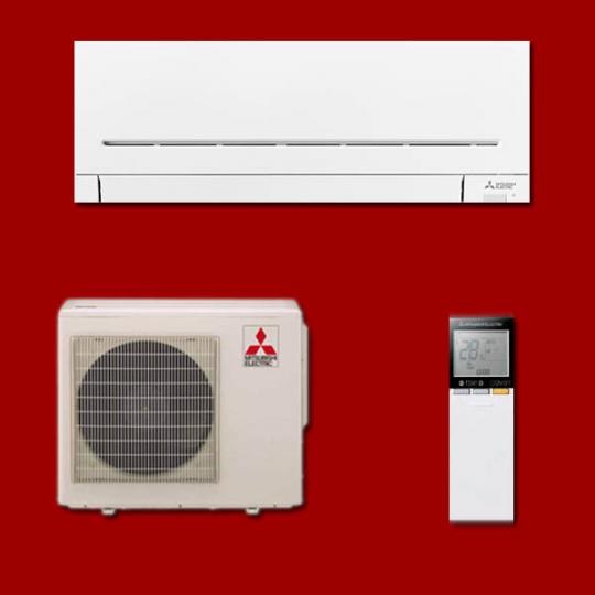 Climatisation Inverter Réversible Mono Split MSZ-AP50VG / MUZ-AP50VG MITSUBISHI ELECTRIC