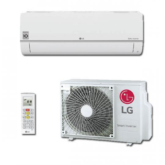Climatiseur Mono Split Réversible Inverter S12EQ.NSJ / S12EQ.UA3 LG CLIMATISATION