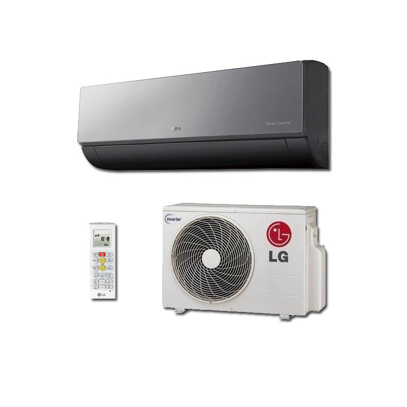 Climatisation Réversible Inverter Mono Split AC12BQ.NSJ / AC12BQ.UA3 LG CLIMATISATION