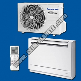 Climatiseur Réversible Inverter Mono Split KIT CS-Z25UFEAW PANASONIC