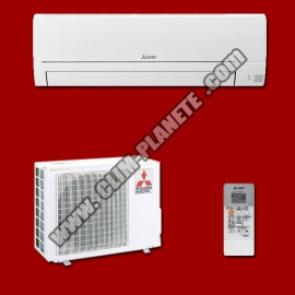 Climatisation Réversible Inverter Mono Split MSZ-HR35VF / MUZ-HR35VF MITSUBISHI ELECTRIC