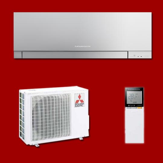 Climatisation Inverter Réversible  Mono Split MSZ-EF50VGS / MUZ-EF50VG MITSUBISHI ELECTRIC