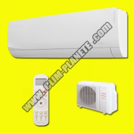 Climatiseur Mono Split Réversible Inverter AS 018 DB ATLANTIC FUJITSU