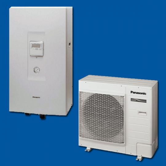 Pompe à Chaleur Air/Eau KIT-WC09F3E5 PANASONIC