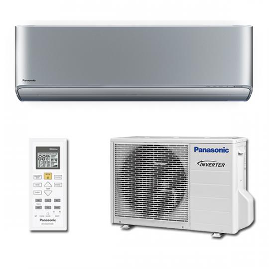 Climatiseur Réversible Inverter Mono Split KIT CS-XZ25XKEW PANASONIC