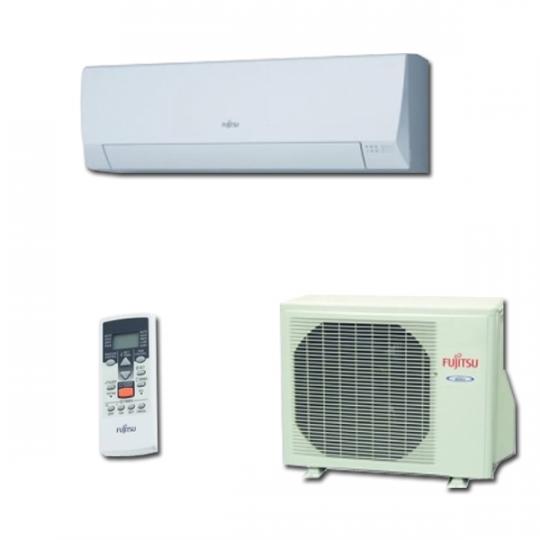 Climatiseur Réversible Inverter Mono Split ASYG 12 LLCE ATLANTIC FUJITSU