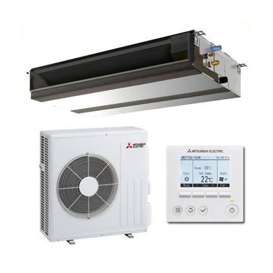 Pompe à Chaleur Gainable Inverter PEAD-M100JA / PUZ-M100VKA MITSUBISHI ELECTRIC
