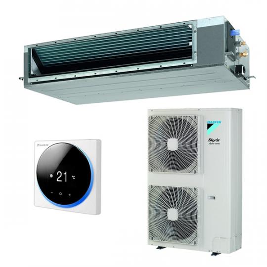 Pompe à Chaleur Gainable Inverter FBA140A / RZQSG140L9V1 DAIKIN