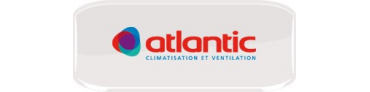 Atlantic Fujitsu - Climatiseur Gainable